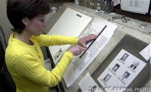 offset printing - prepess