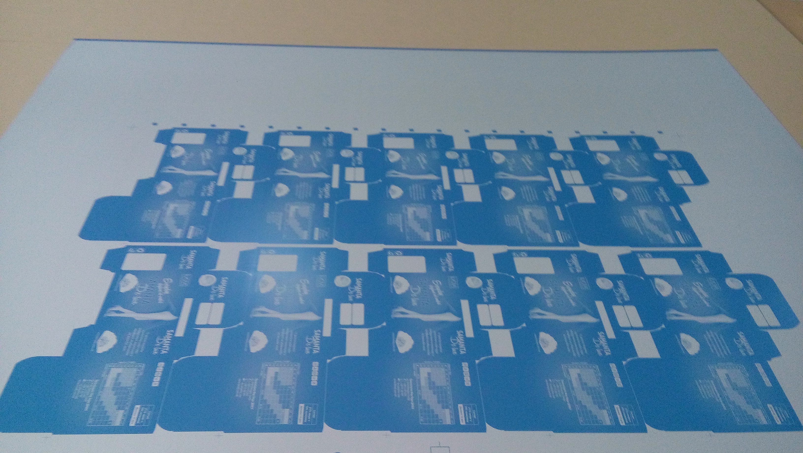 Offset Printing Plates Technology Lithography Diagram Press Plate