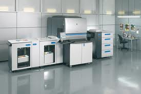 Digital printing machines - HP Indigo 5600