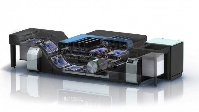 landa s10 nanographic b1digital printing pres