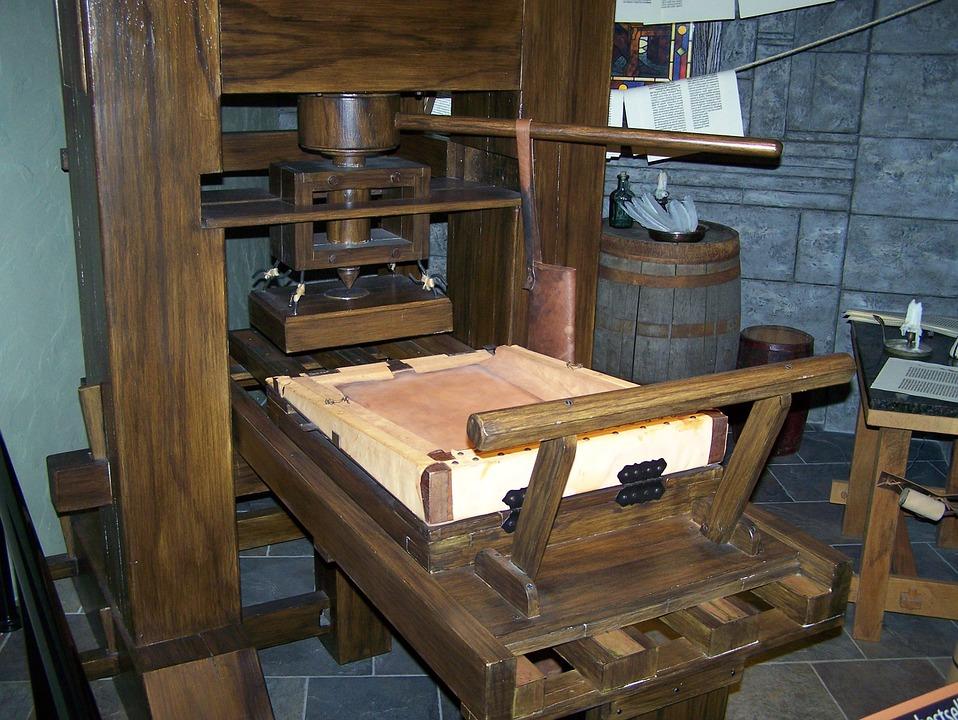 woodblock printing